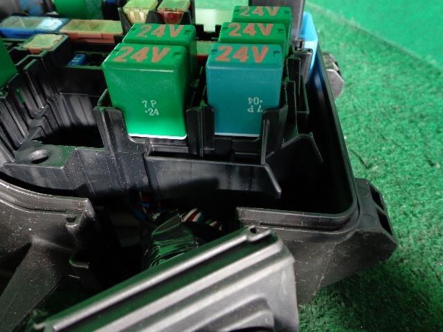 Fuse Box Diagram Hino Truck circuit diagram template
