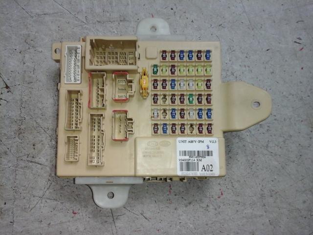 Used Fuse Boxes KIA Sorento R 954002P114 - BE FORWARD Auto Parts