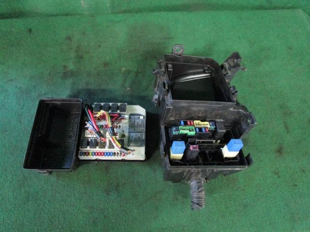 Nissan Serena Fuse Box - Wiring Diagram