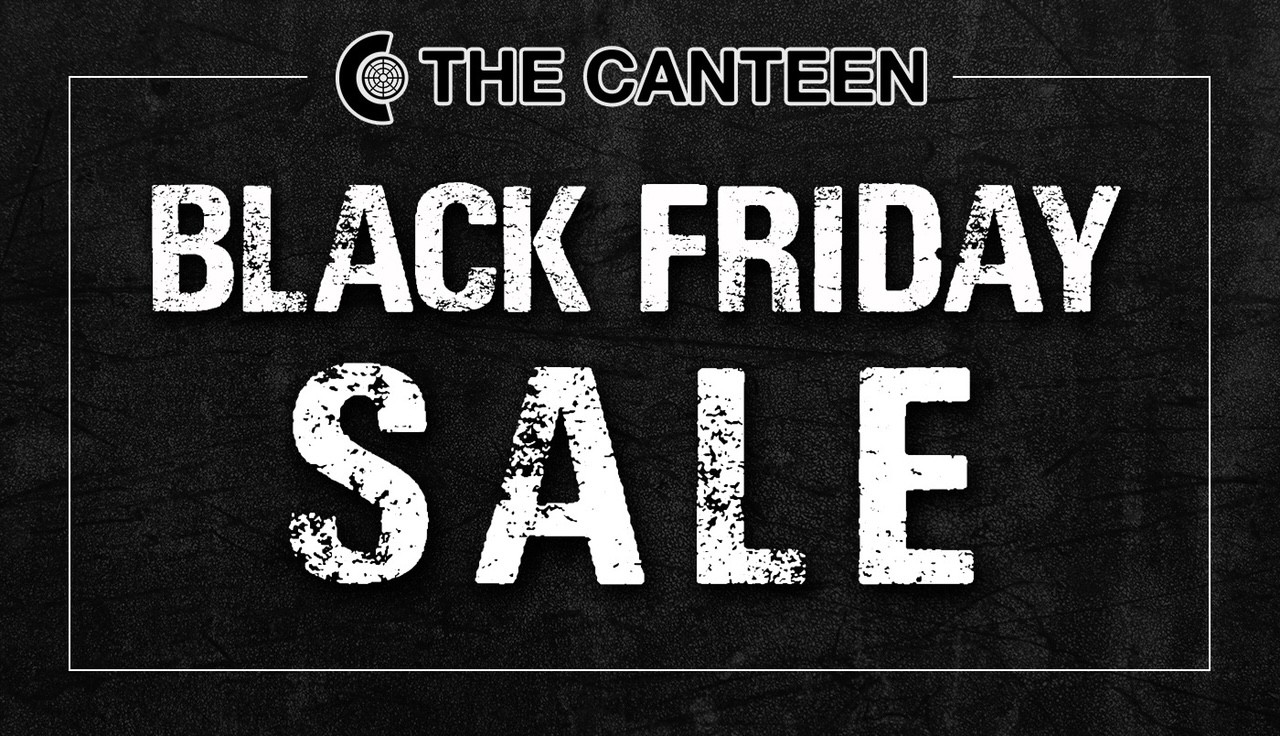 Don T Miss The Canteen S Black Friday Sale The Berrics