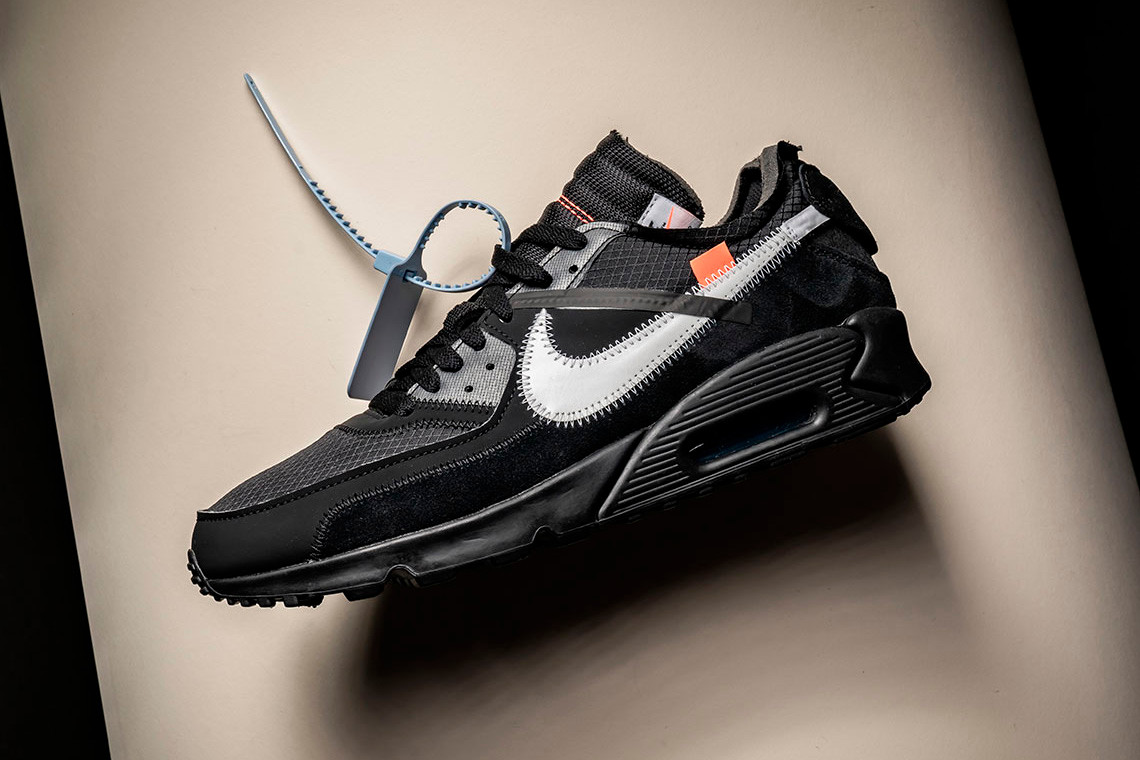 Air Max X Off White Black Off White X Nike Air Max 90 Black Rumored Release Hypebeast