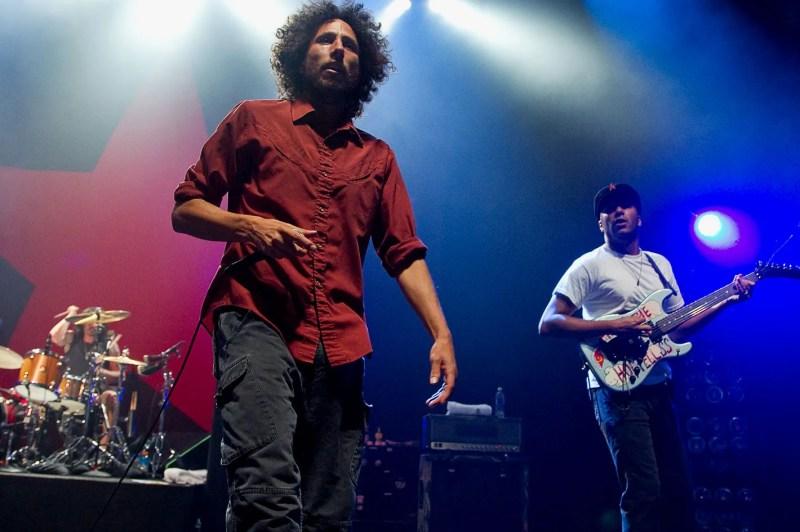 Rage Against The Machine Reunion Coachella 2020 Hypebeast