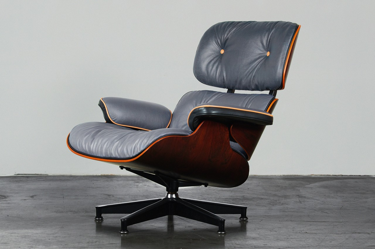 Reed Art Department X Parc Custom Eames Lounge Chair Hypebeast