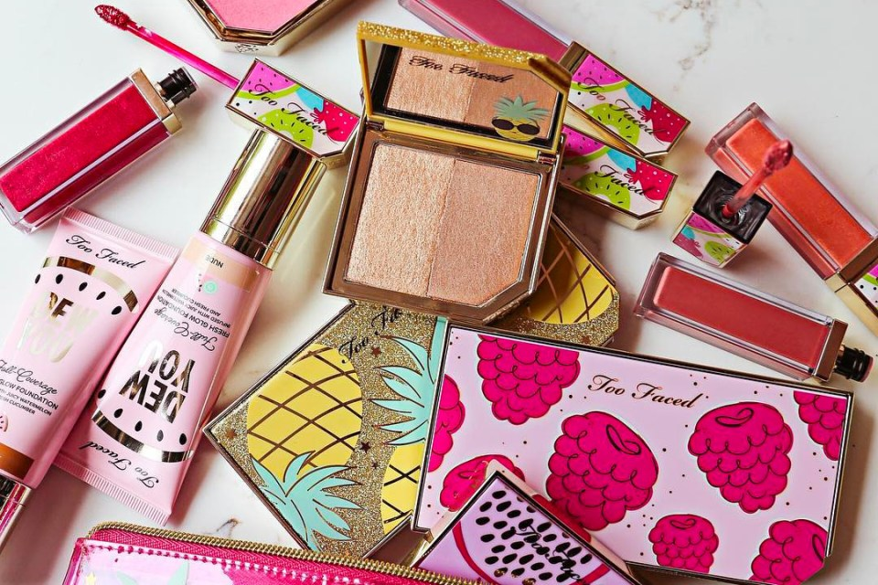 Too Faced Tutti Frutti Makeup Collection Release Hypebae