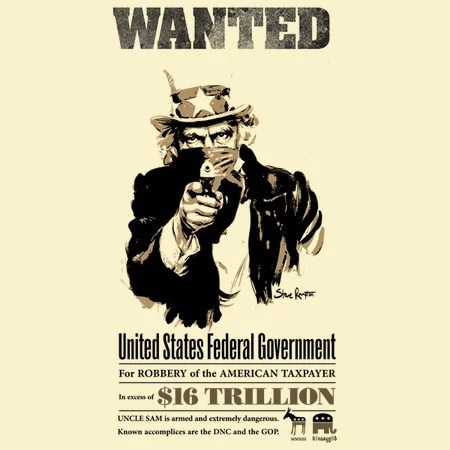 Uncle Sam Wanted Poster - NeatoShop