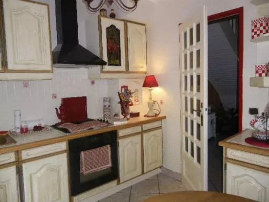 Comment peindre une table de cuisine en chêne en blanc ? Résolu - Repeindre Une Cuisine En Chene Vernis
