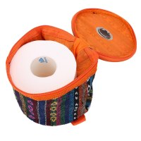 Clothesline Waterproof Toilet Paper Holder Roll Case ...