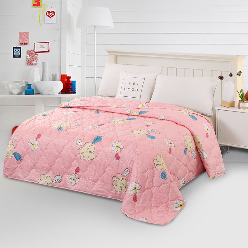 Quilt Decke Details Zu Polyester Printed Bedding Print Washable Summer Thin Quilt Air Conditioner Quilt