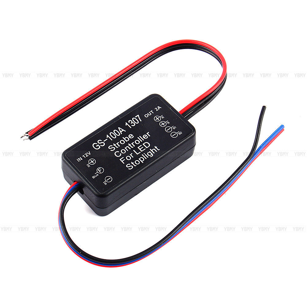 √ gsLamp Flasher Using Lm395 #10