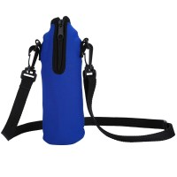 Insulated Neoprene Water Bottle Carrier Holder Bag ...