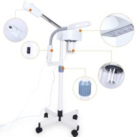 Microdermabrasion 2 in1 Ozone Facial Steamer with ...