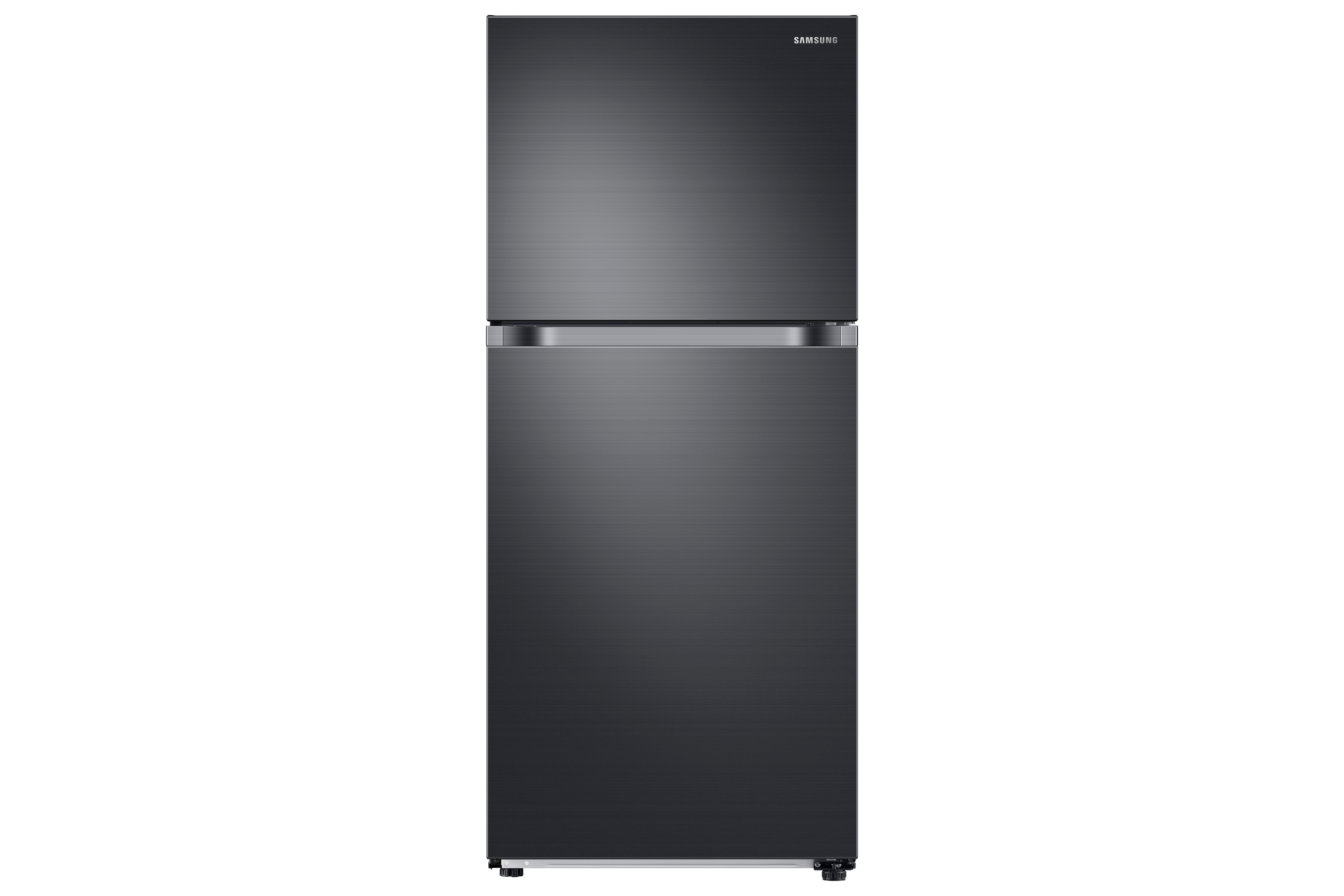 Black Freezer 18 Cu Ft Capacity Top Freezer Refrigerator With Flexzone And Automatic Ice Maker Refrigerators Rt18m6215sg Aa Samsung Us