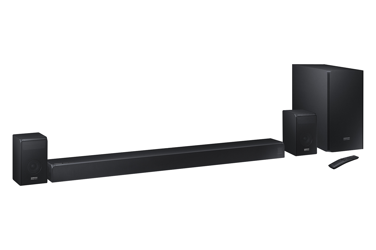Soundbar Weiß Hw N950 Samsung Harman Kardon Soundbar With Dolby Atmos Home Theater Hw N950 Za Samsung Us