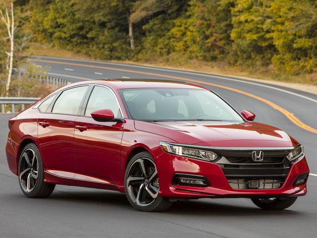Honda Accord 2018 có giá từ 536 triệu đồng - 1