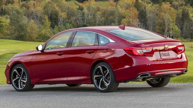 Honda Accord 2018 có giá từ 536 triệu đồng - 2