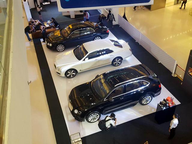 Bentley Hà Nội sắp di cư vào Sài Gòn - 1