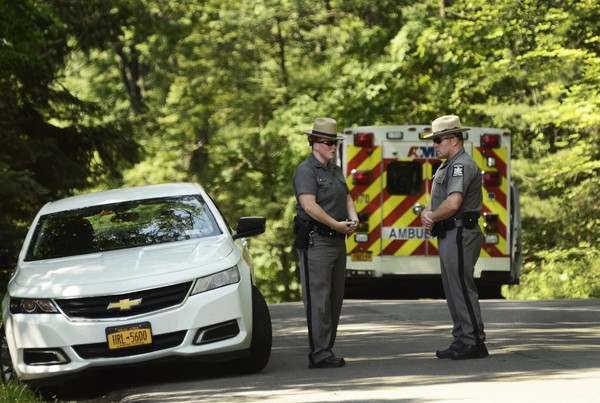 State police ID trooper killed near Corning; suspect identified as - Nys University Police