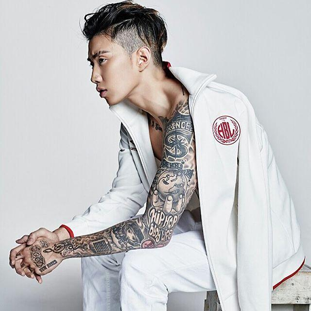 Taeyang Cute Wallpaper Jay Park S Got A Brand New Guardian Angel On His Head