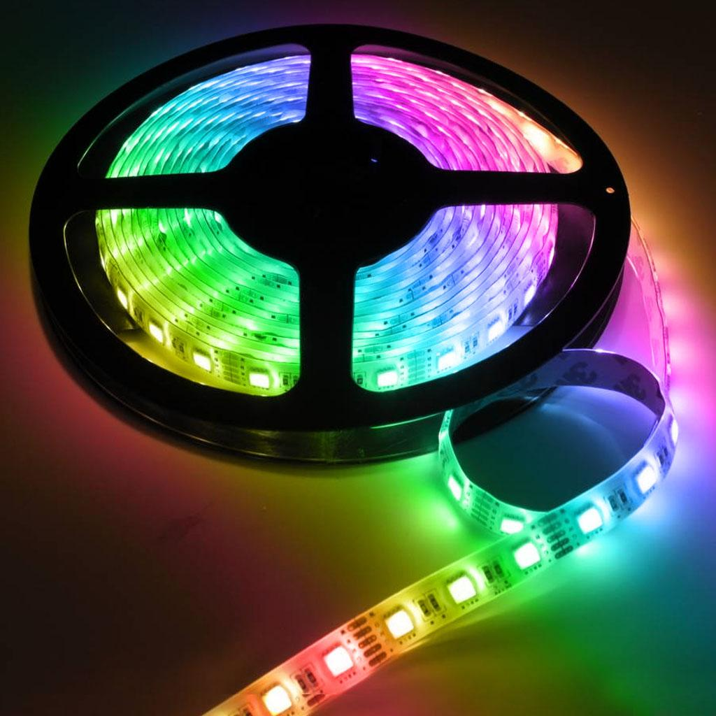 Ip65 Verlichting Led Strip - Rgbw - Type: 5050 - Flexibel, Strip Breedte