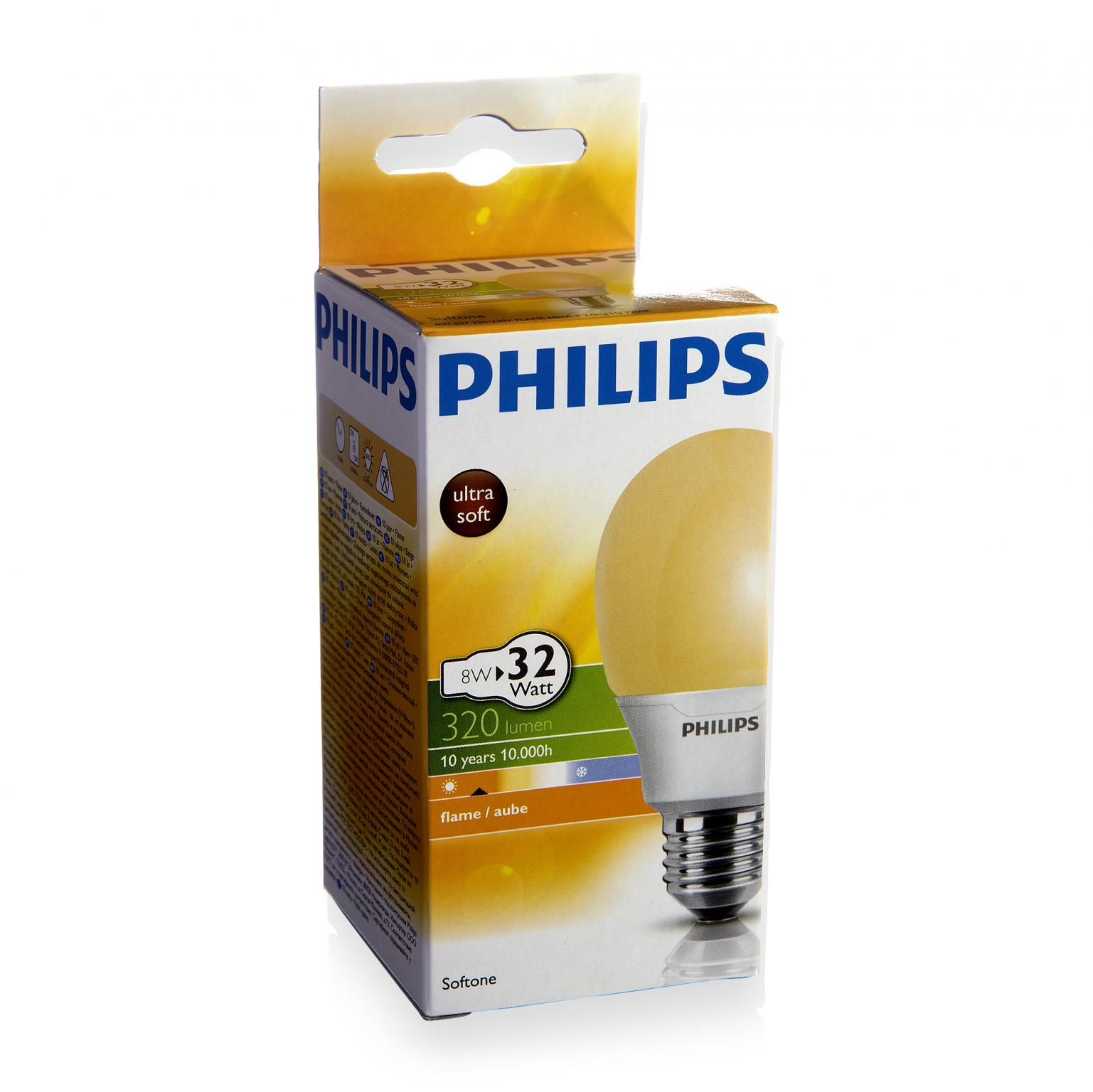 Spaarlamp E27 Spaarlamp E27 8w 320lm Classic Extra Warm Licht Uitvoering