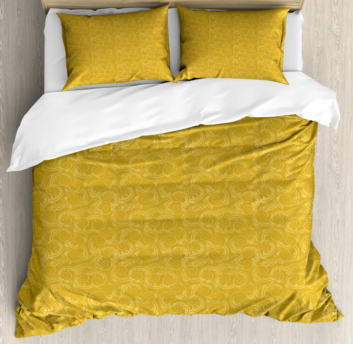 Damask Duvet Damask Ambesonne Duvet Cover Set Twin Queen King Sizes