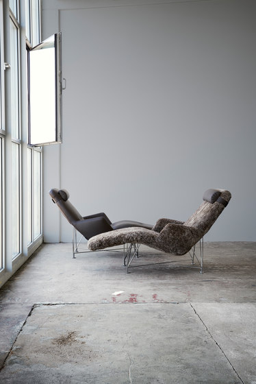 Giorgetti Sessel Superspider Lounge Chair - Sessel Von Dux | Architonic