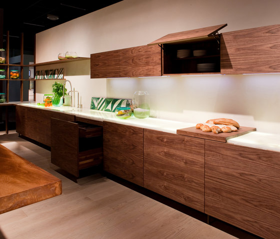 Riva 1920 La Cucina - Fitted Kitchens From Riva 1920 | Architonic