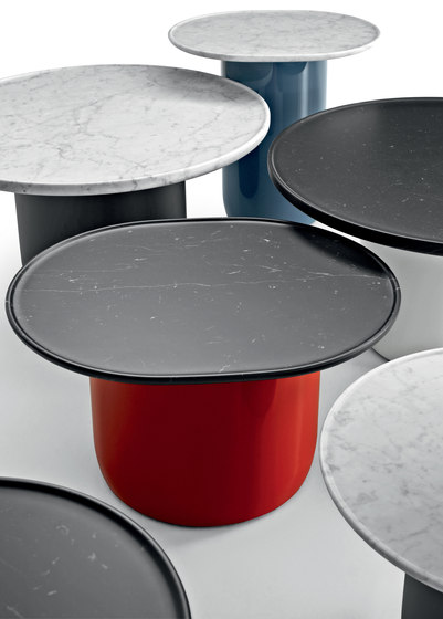 Beistelltisch Oval Button - Side Tables From B&b Italia | Architonic