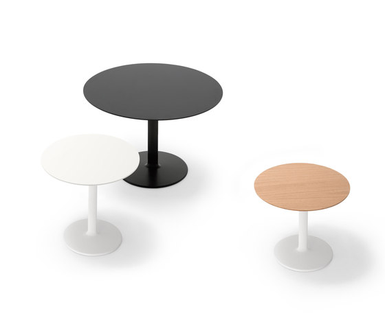 Couchtisch Square Dual Occasional - Side Tables From Andreu World | Architonic