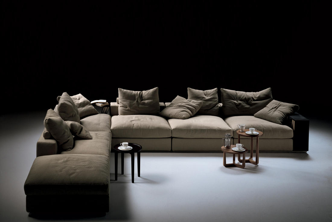 Where Can I Find A Sofa Bed Groundpiece - Sofas From Flexform | Architonic
