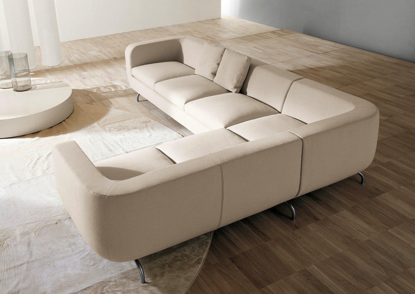Meuble Langlais Dubuffet Sofas From Minotti Architonic