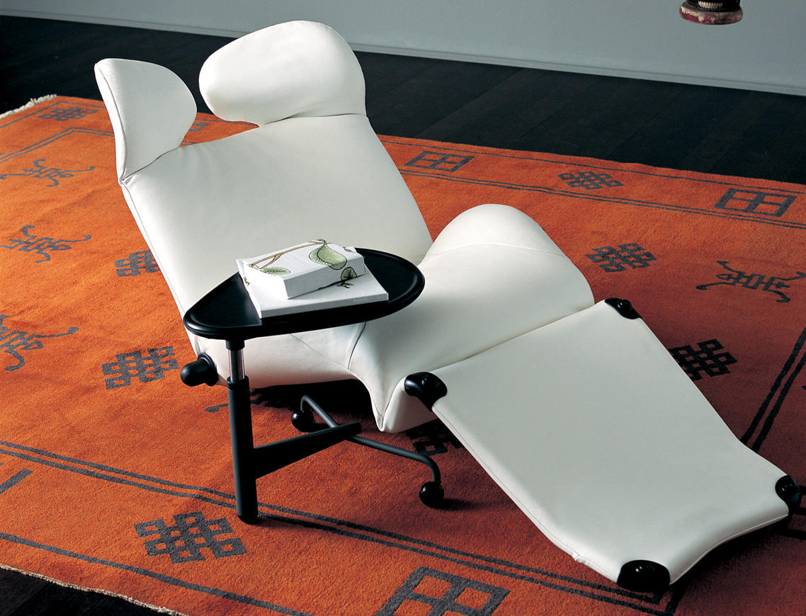 Sessel Wink Bezug 111 Wink Chaise Longues Von Cassina Architonic
