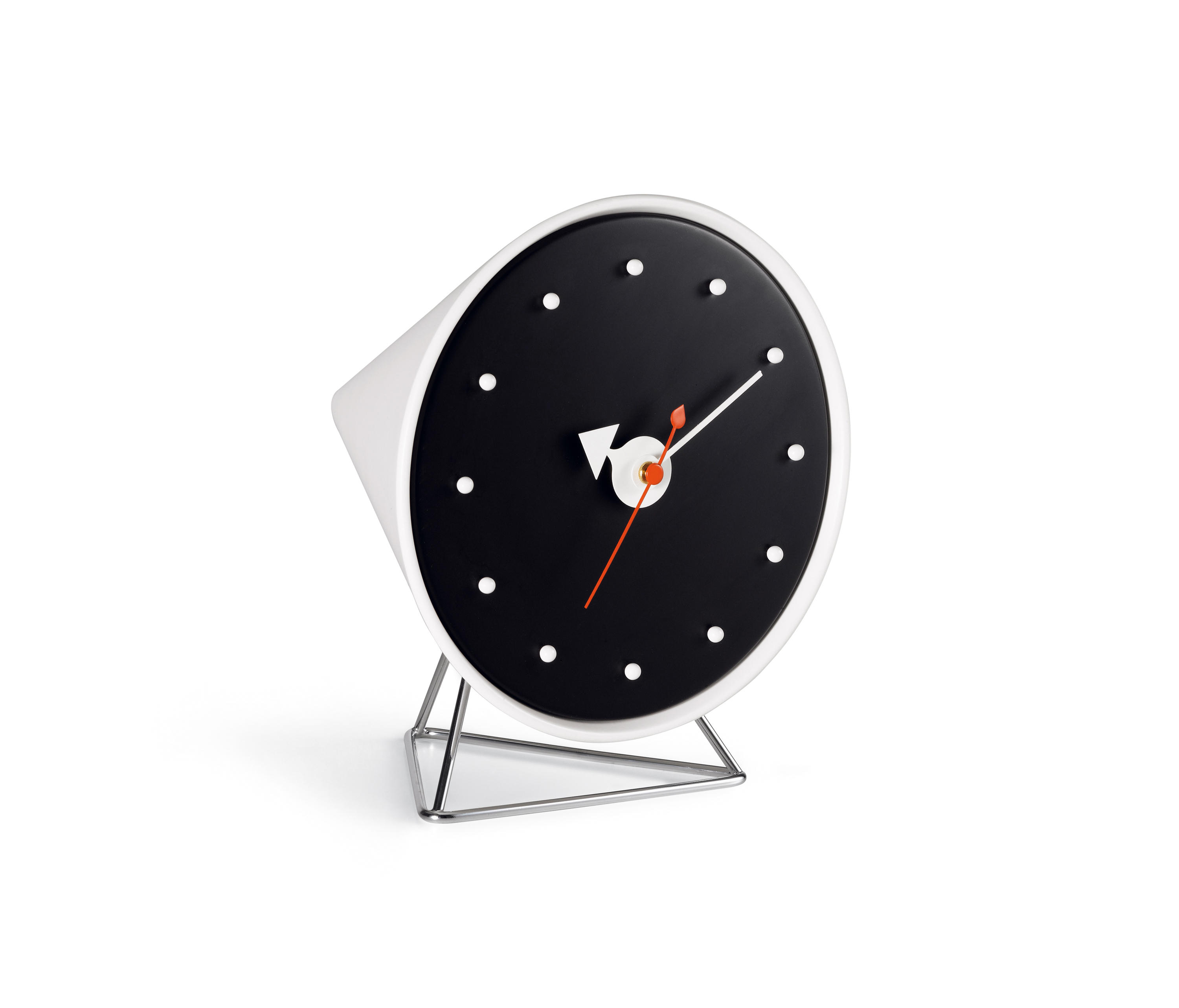 Vitra Clock Desk Clock - Clocks From Vitra | Architonic