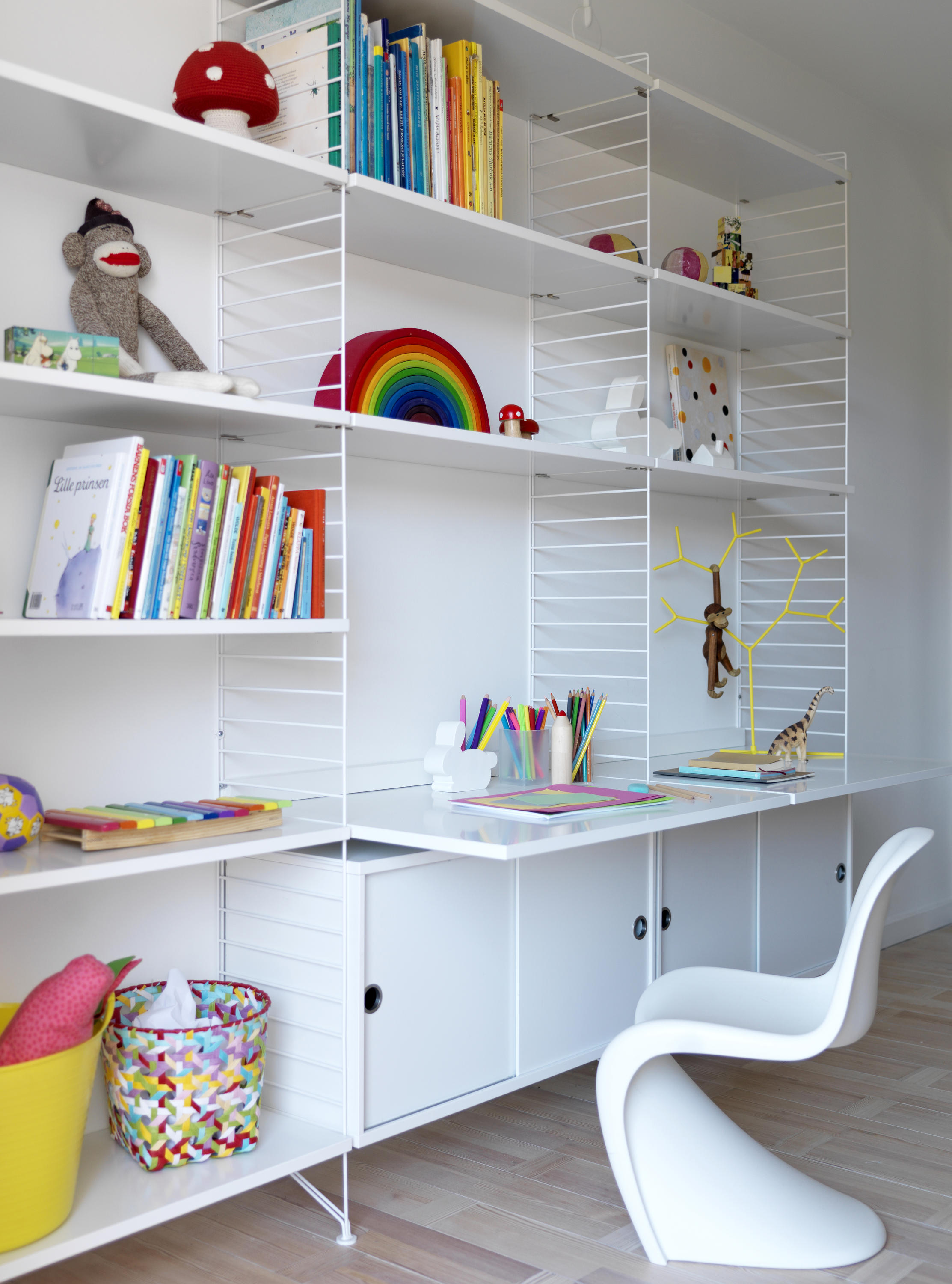 String Regal Pinterest String System Shelving From String Furniture Architonic