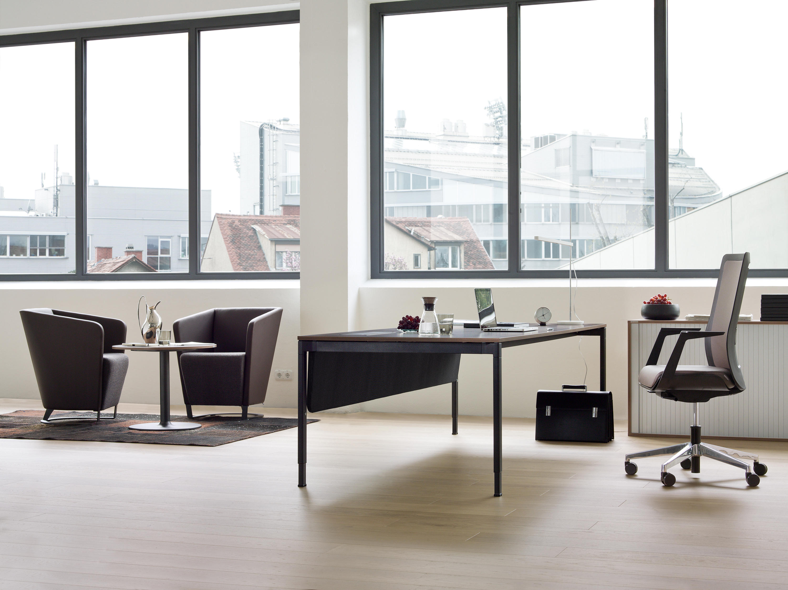 Wiesner Hager Büromöbel Veron Table Contract Tables From Wiesner Hager Architonic