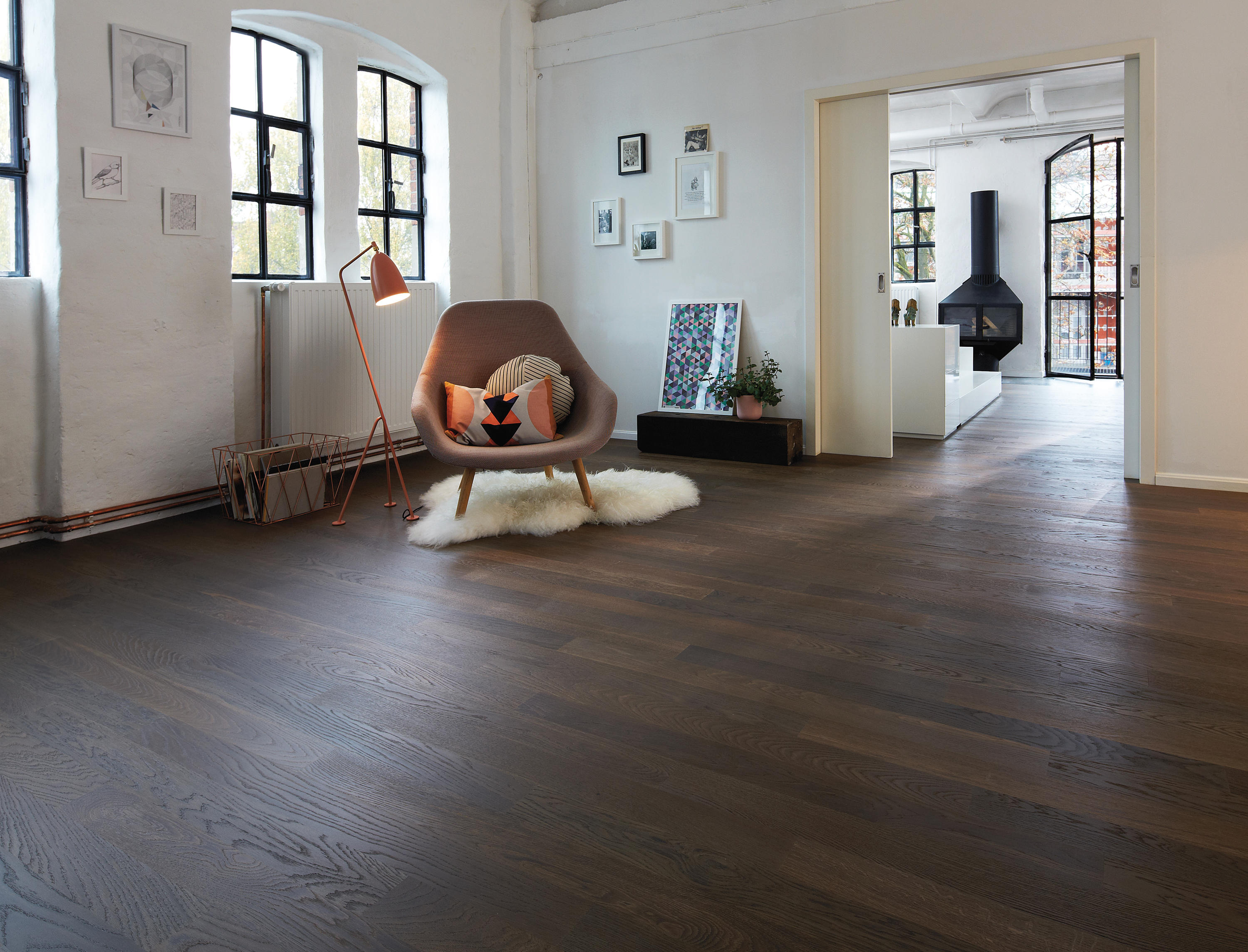 Parquet Douglas Cleverpark Douglasie Farina 14 Wood Flooring From