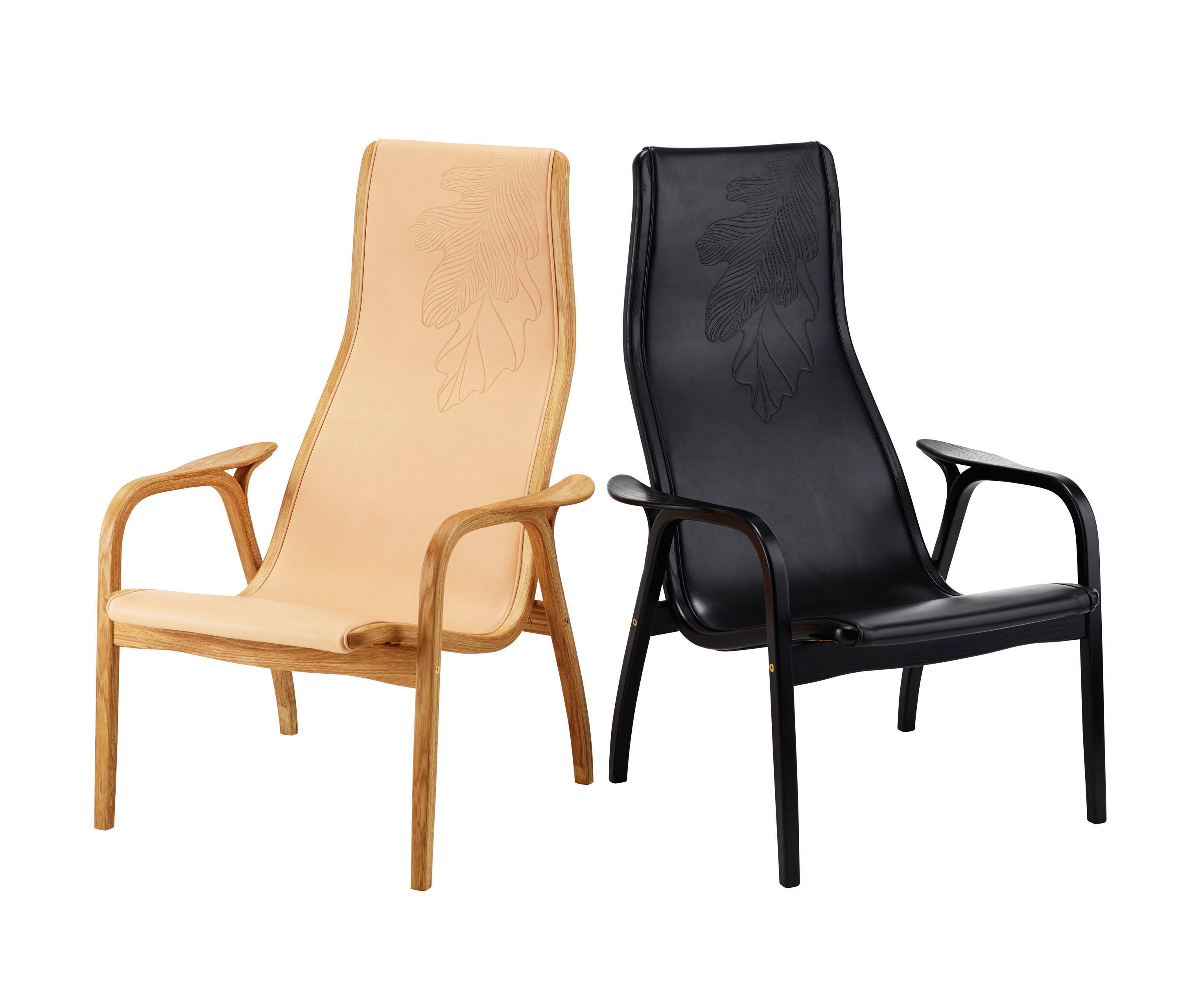 Swedese Lamino Sessel Lamino Easy Chair Nature Sessel Von Swedese Architonic