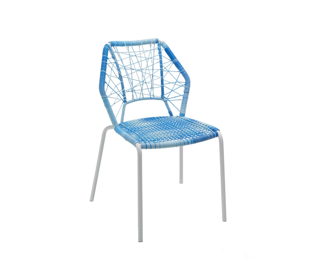 Knitted Furniture Knit Knot Armchair Multipurpose Chairs From Area Declic