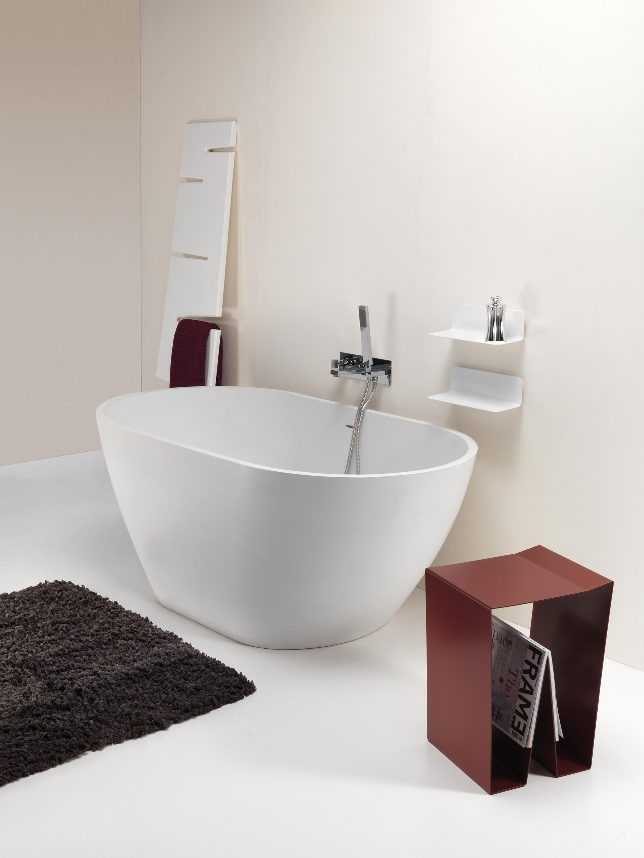 Banco De Baño Notch Wood Taburetes Bancos De Baño De Ex T Architonic