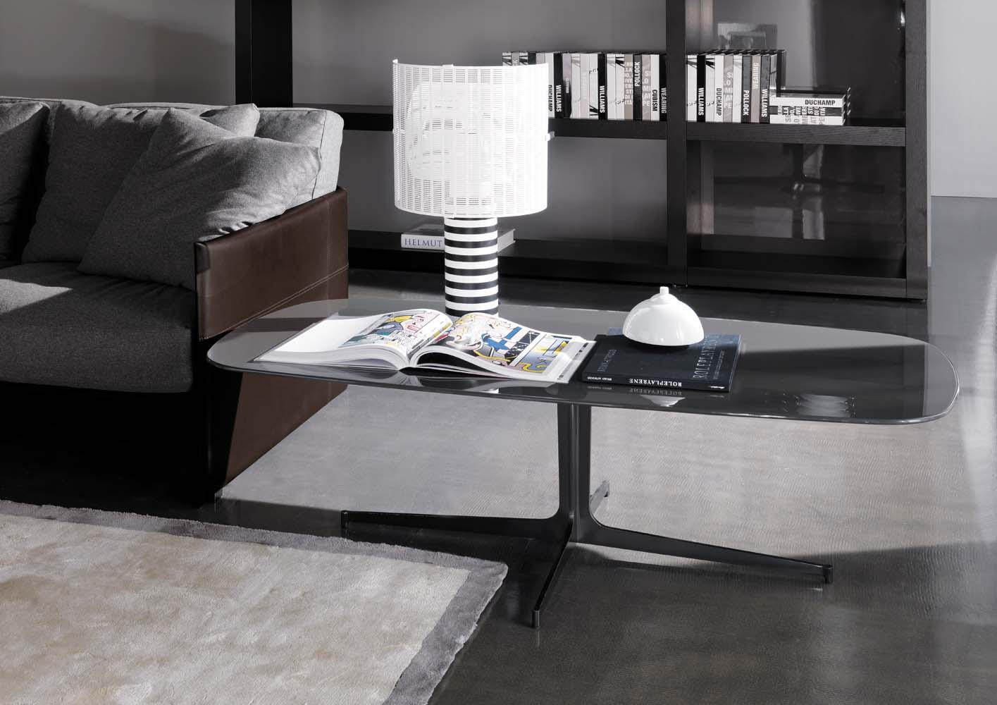B&b Italia Couchtisch Clyfford Coffee Tables From Minotti Architonic