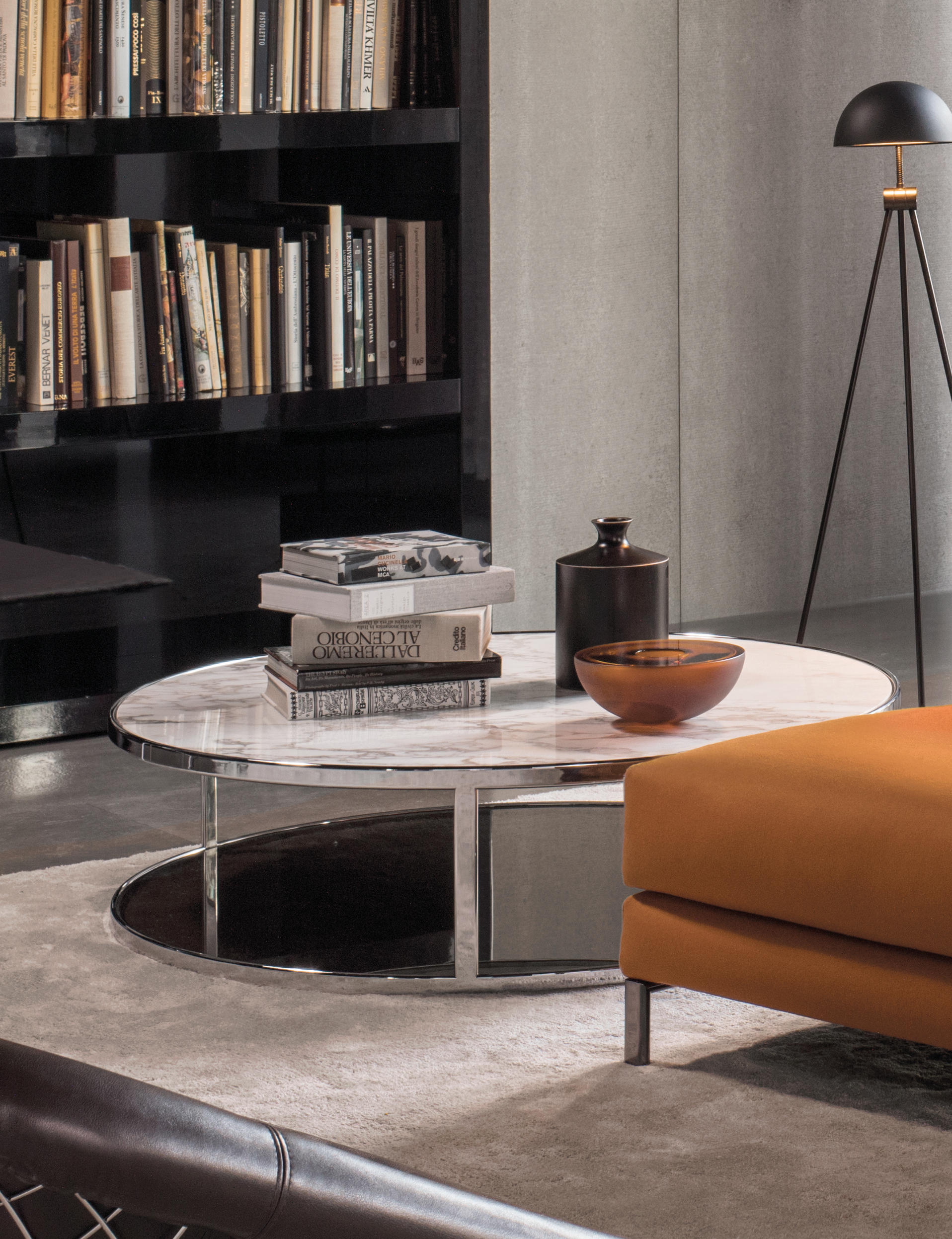 Couchtisch Roma Huber Coffee Tables From Minotti Architonic