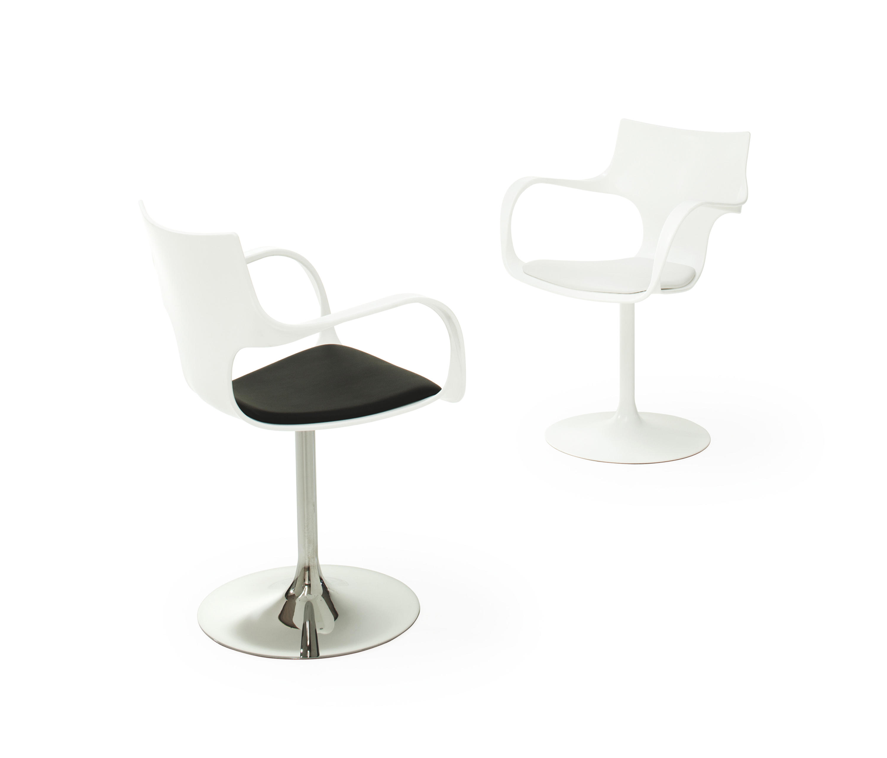 Sedia Girevole English FlÛte Girevole Chairs From Sovet Architonic