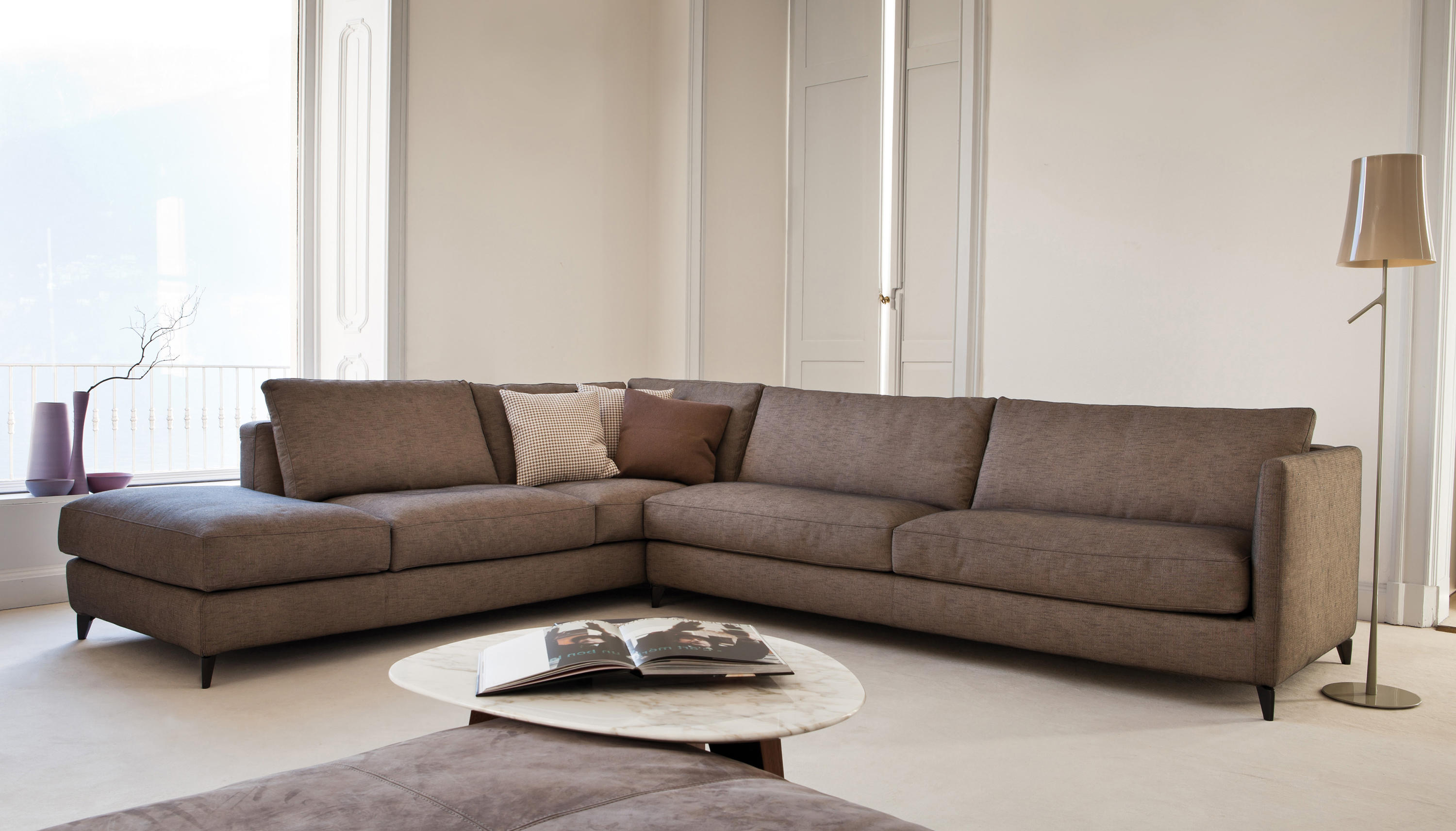 Home Zone Sofa Zone 940 Comfort Xl Sofa Sofas From Vibieffe Architonic