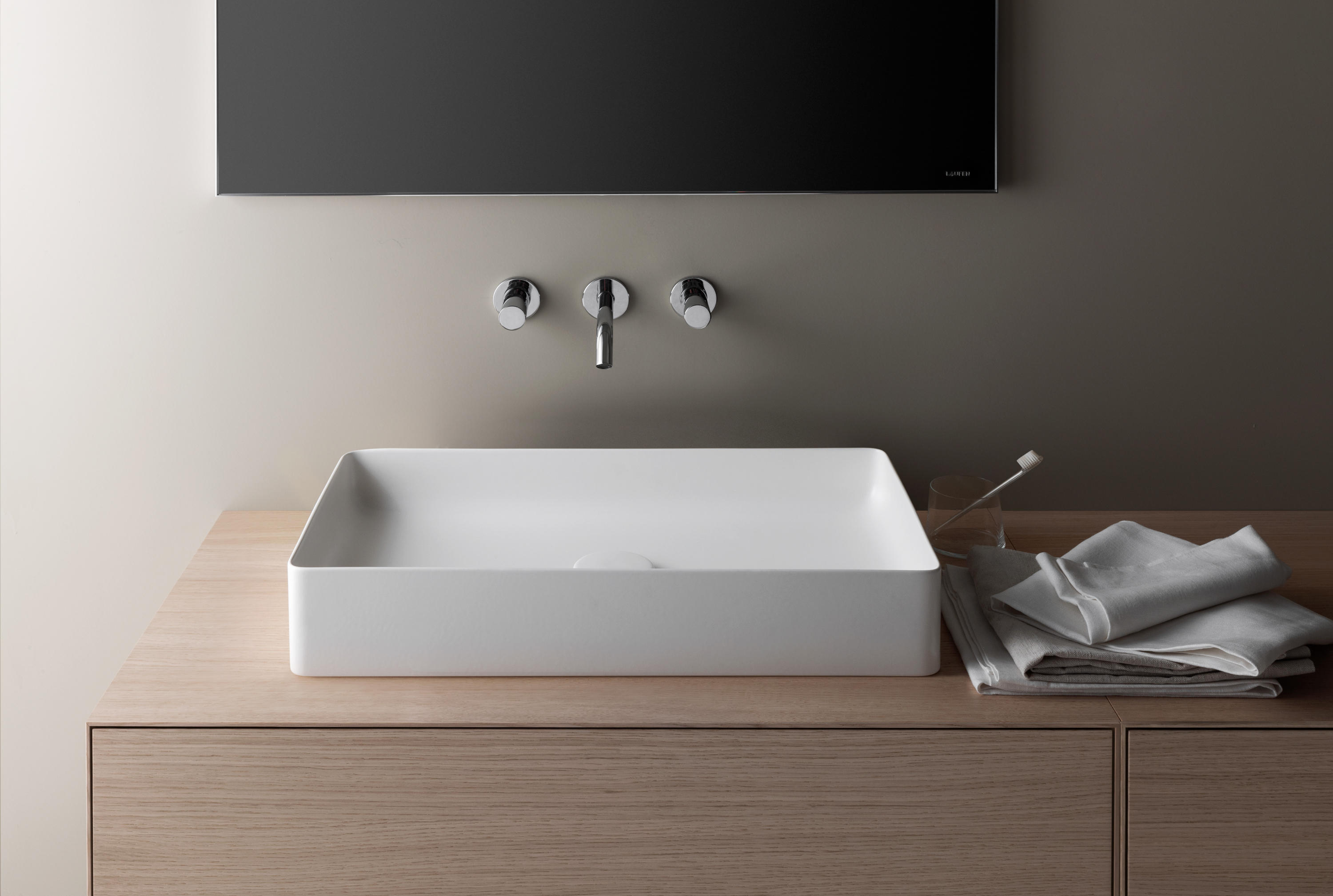 Aufsatzwaschbecken Wien Living Square Washbasin Bowl Wash Basins From Laufen Architonic