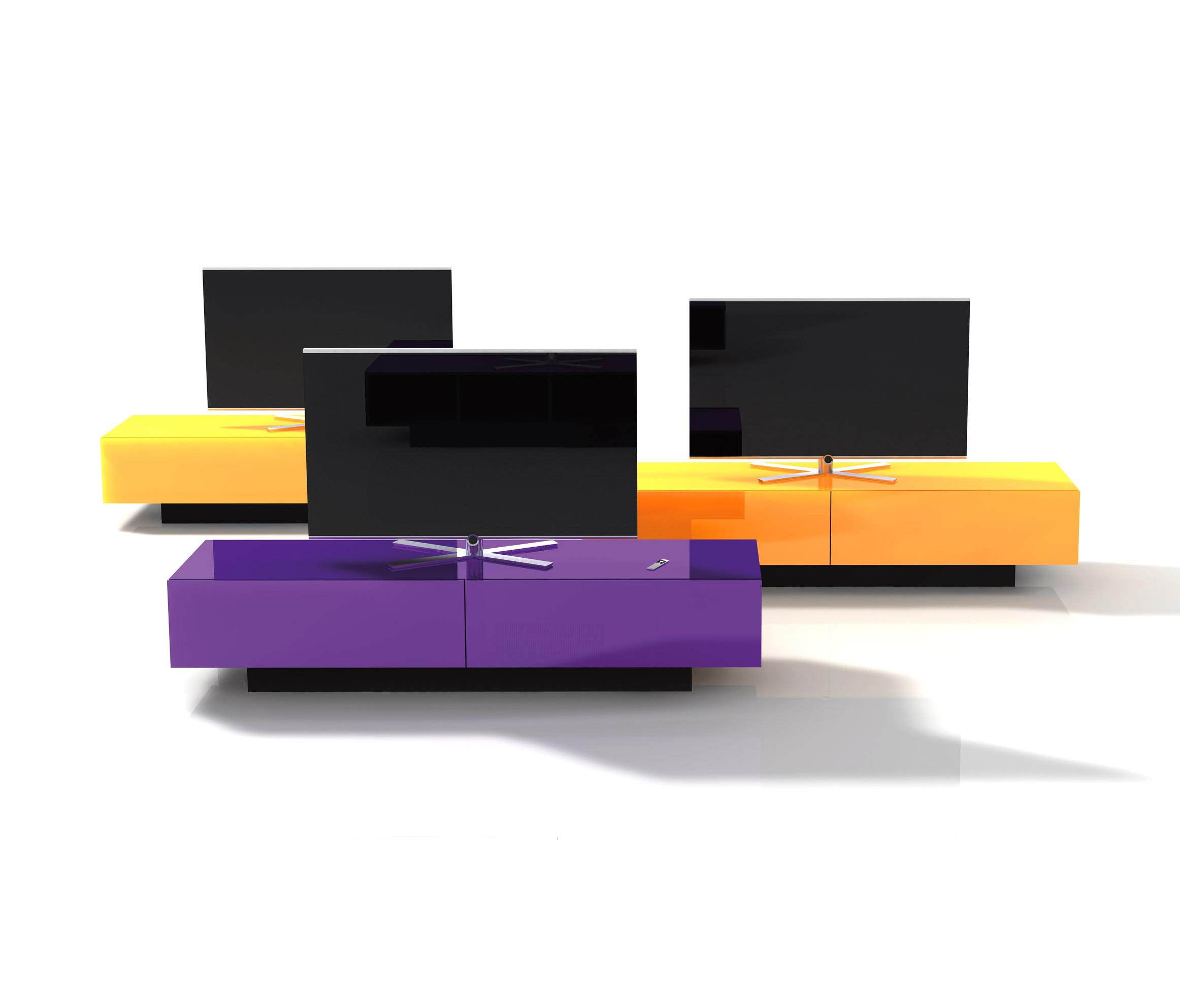 Spectral Audio Möbel Brick Multimedia Sideboards From Spectral Architonic