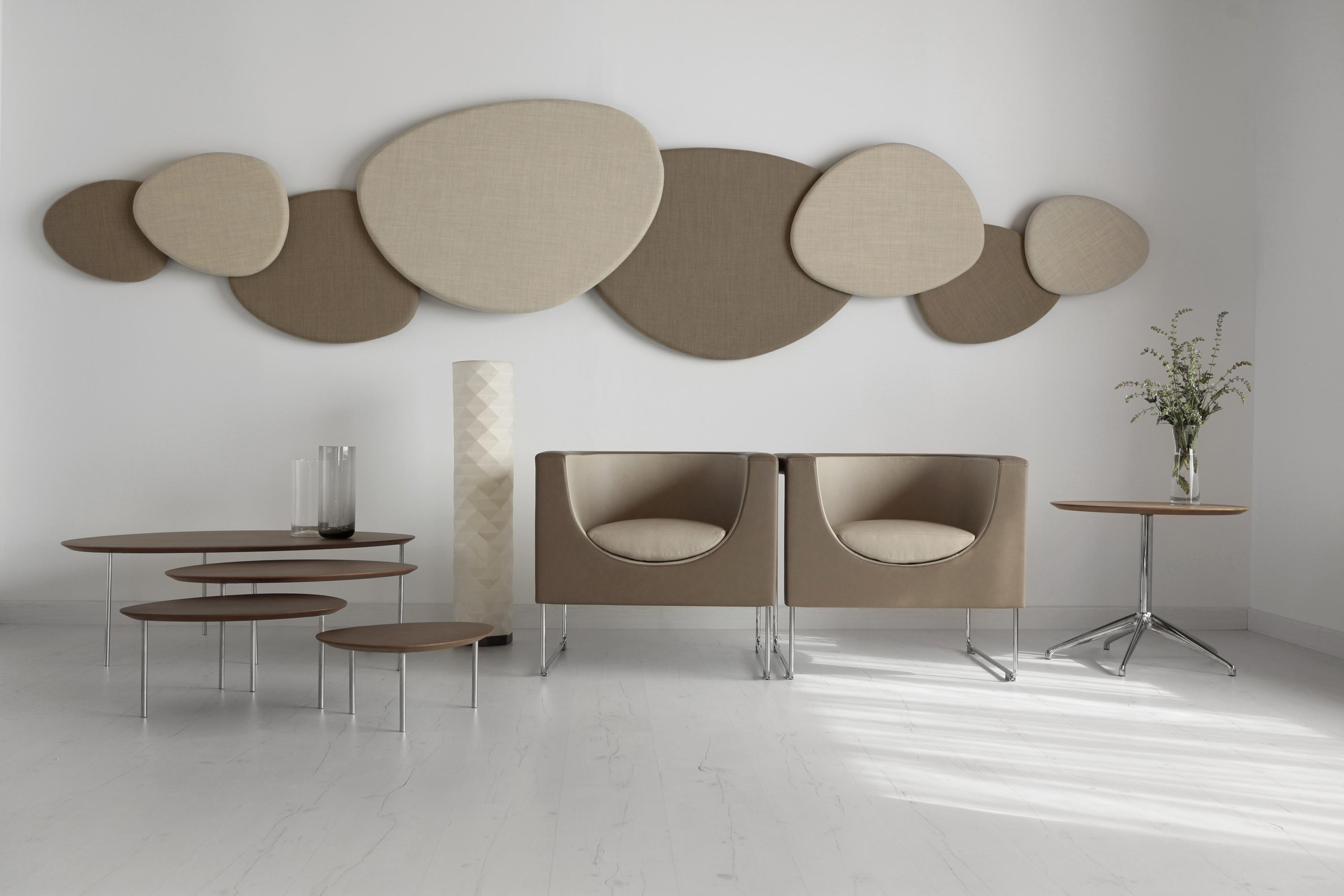 Akustikplatten Für Wände Satellite Acoustic Panel Wandpaneele Von Stua Architonic