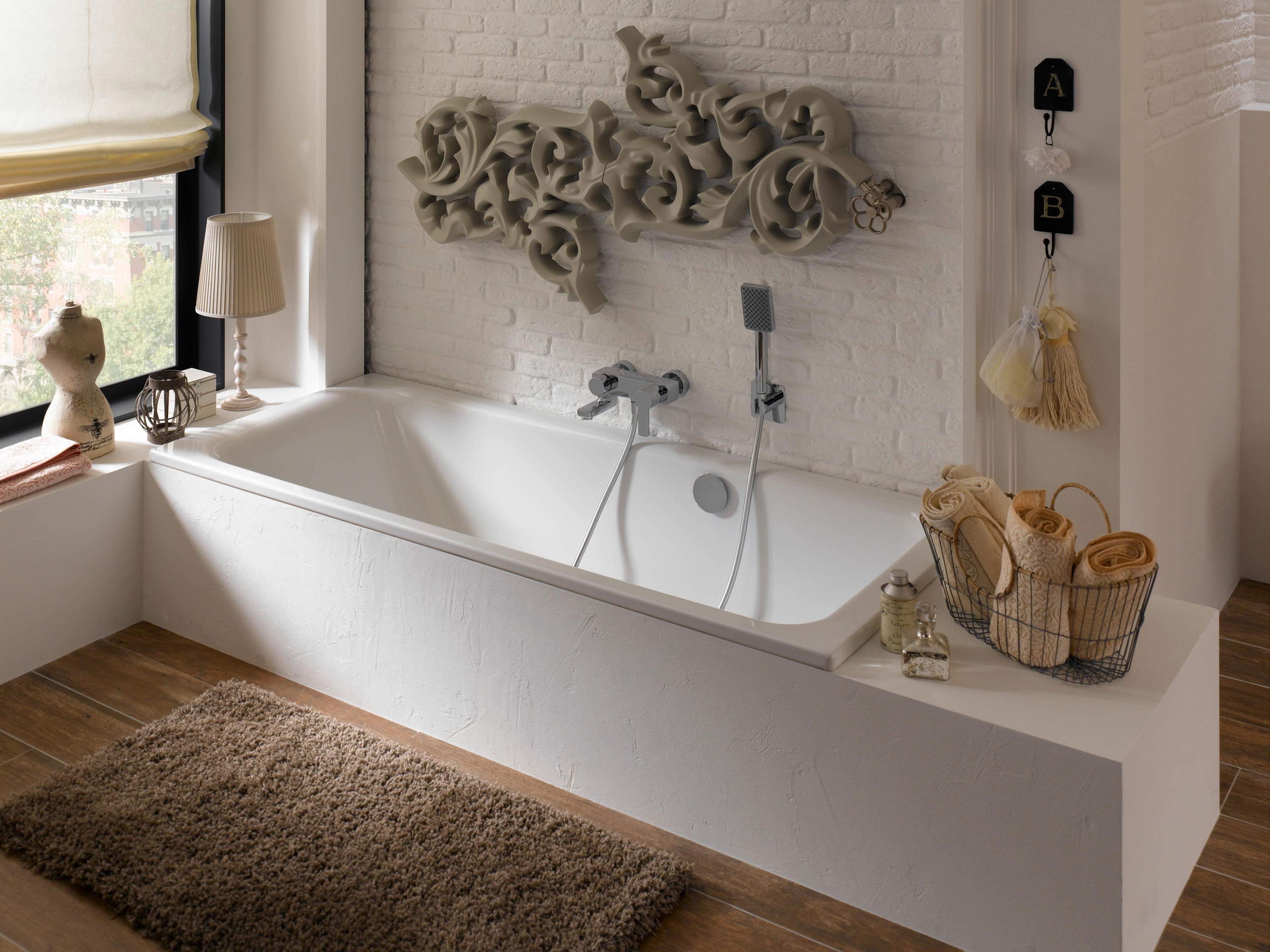 Badezimmer Bette Betteselect Badewannen Von Bette Architonic