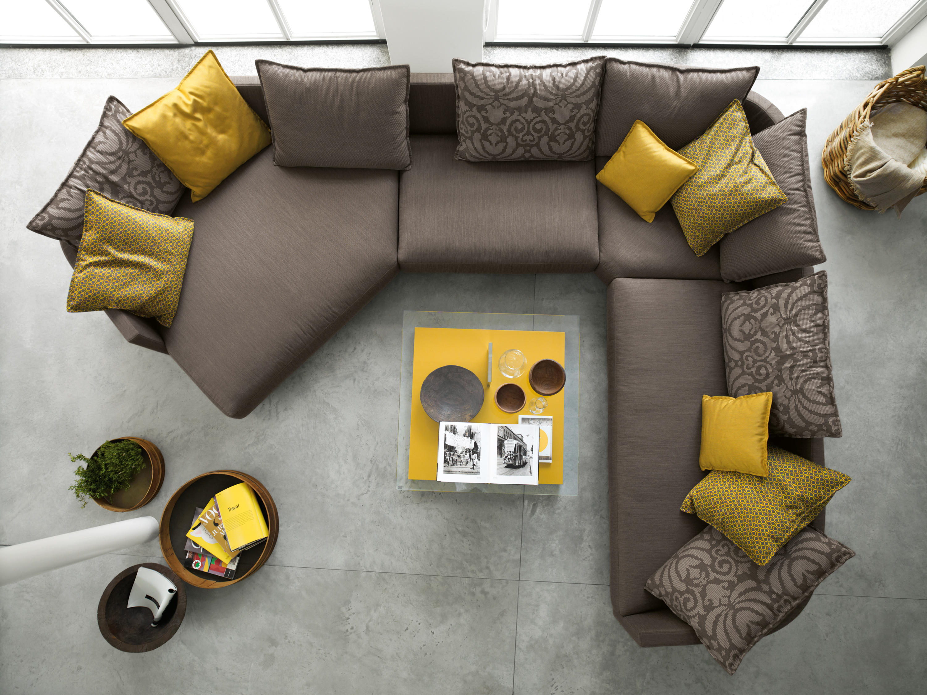 Sofa Halbrund Rolf Benz Rolf Benz Onda Lounge Chairs From Rolf Benz Architonic