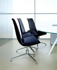 FK 6725 BUCKET SEAT - Conference chairs from Walter Knoll ...