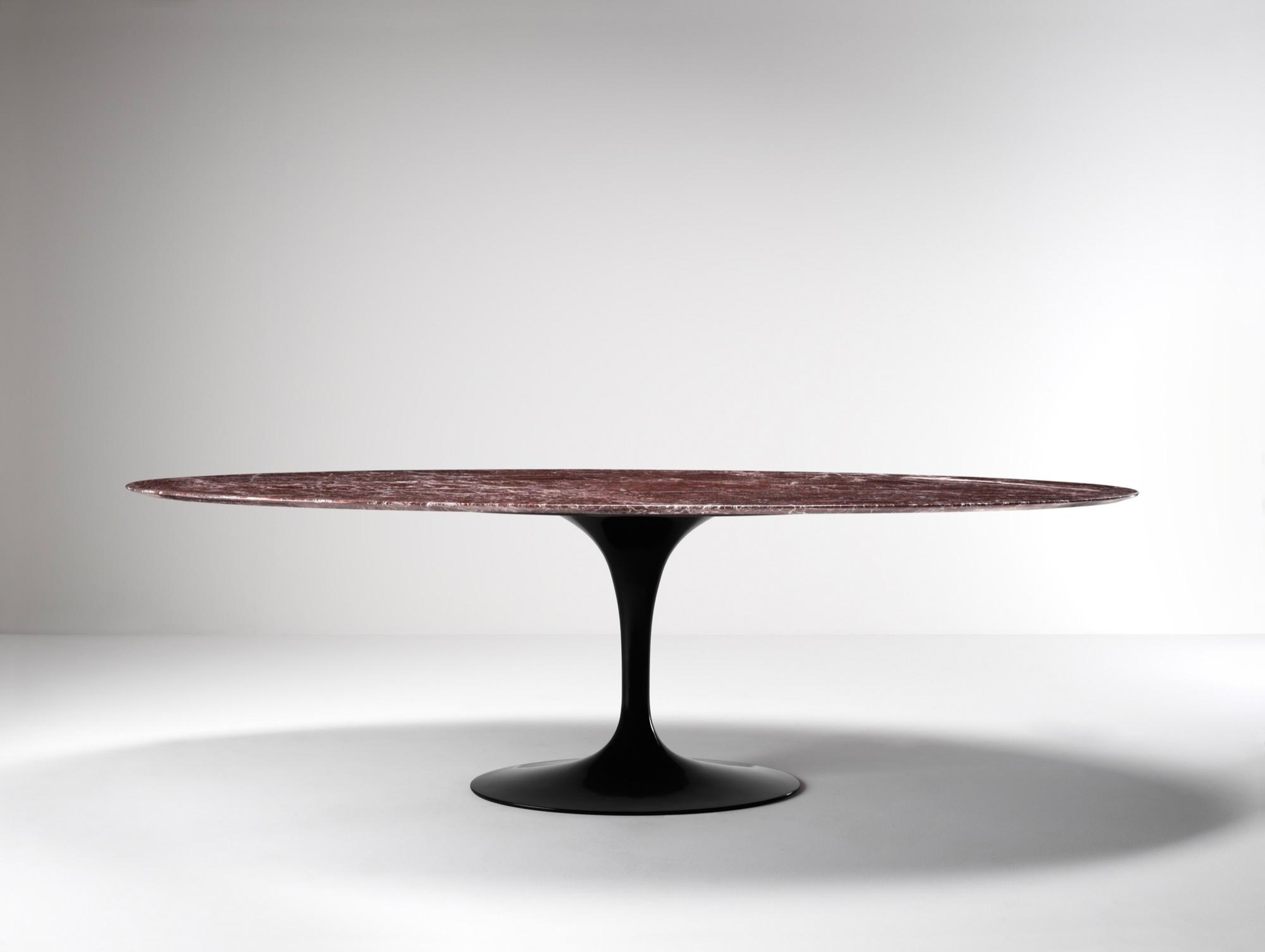 Tavolo Saarinen Dwg : Tavolo saarinen knoll table knoll ovale oveetech